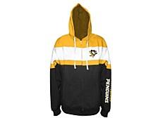 Pittsburgh Penguins Men's Color Block Fleece Hoodie