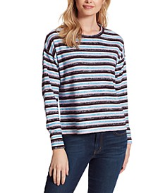 Lisa Stripe Sweater