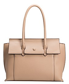 Naomi Large Vegan Leather Tote