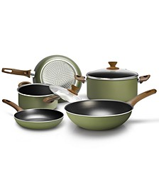 ECO Aluminum 7-Pc. Cookware Set, Made in Italy