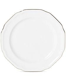 Mikasa Antique White Platinum Salad Plate
