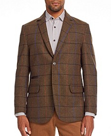 Men's Slim-Fit Wolf Blazer