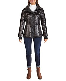 Women's Quilted Puffer Coat