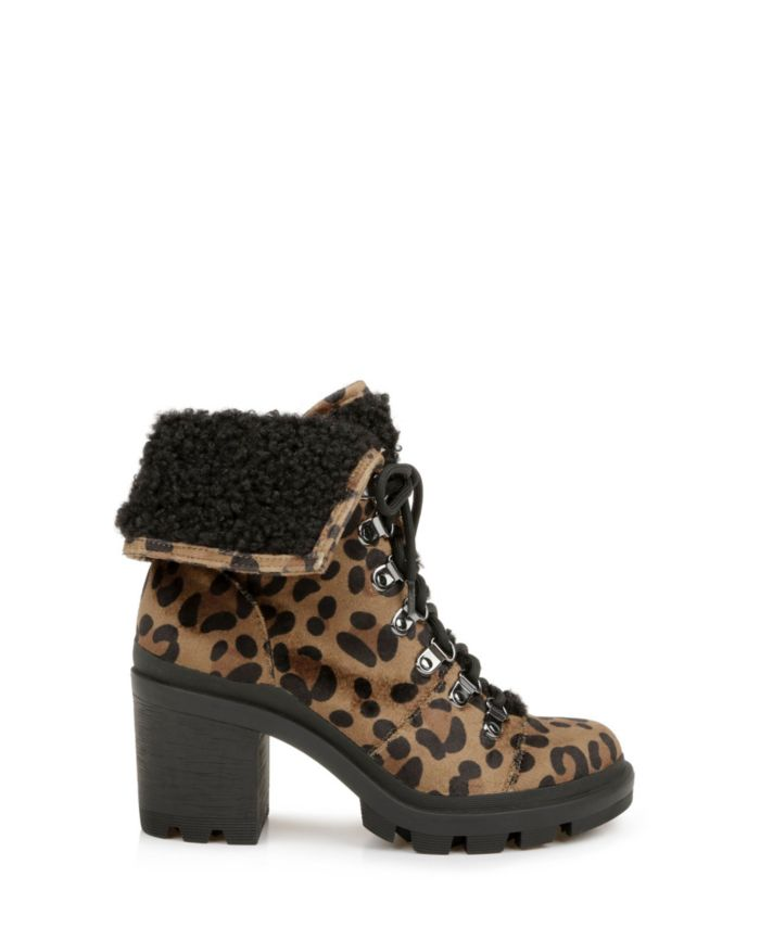 Rampage Women's Sage Lug Sole Hiker Booties & Reviews - Boots - Shoes - Macy's