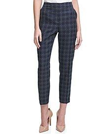 Sloane Plaid Pants