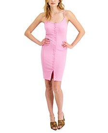 Kandy Ribbed Tank Dress