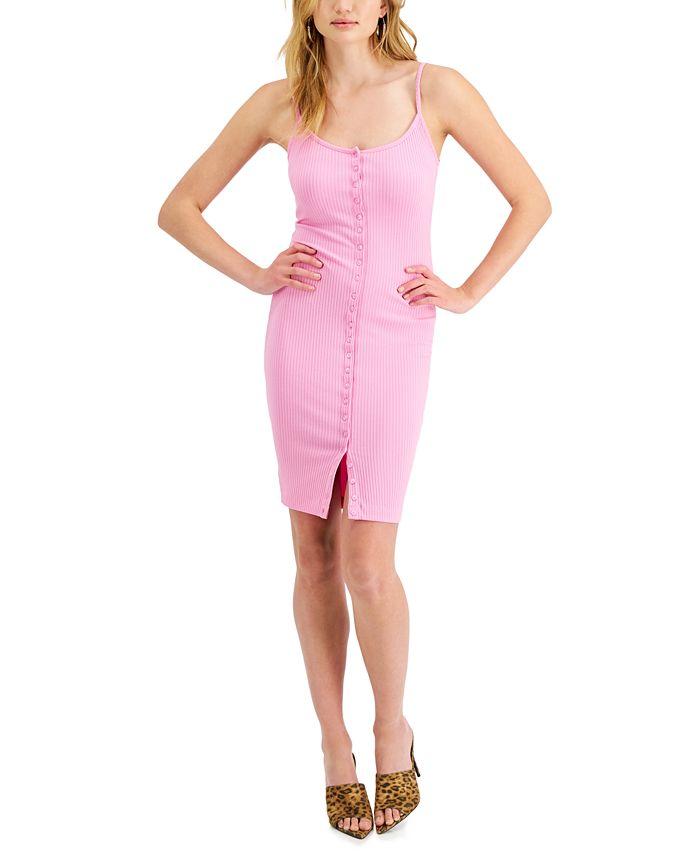 GUESS - Kandy Ribbed Tank Dress