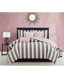 Cabana Stripe Comforter Sets