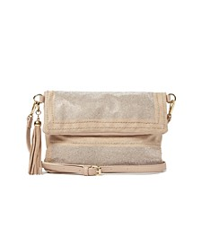 Beloved Vegan Leather Clutch Crossbody