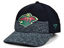 Minnesota Wild 2020 Locker Room Flex Cap