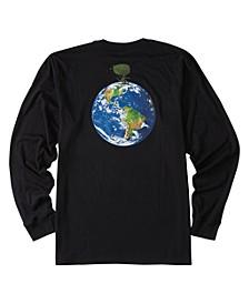 Mens Mottilaa Planet Long Sleeve Tee