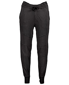 Men's Ben M Knit Moto Jogger Pant