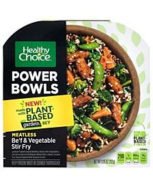 Power Bowl Be'f & Veggie Stir Fry, 9.25 oz, 5 Count