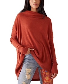 Juicy Oversized Ribbed Top