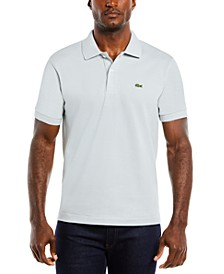 Men's Classic Fit Pique Polo Shirt, L.12.12