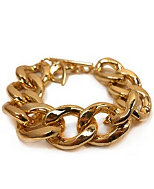 Gold-Tone Large Link Bracelet, Created for Macy's
