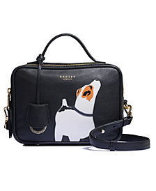 Radley London Radley And Friends Small Zip Top Crossbody