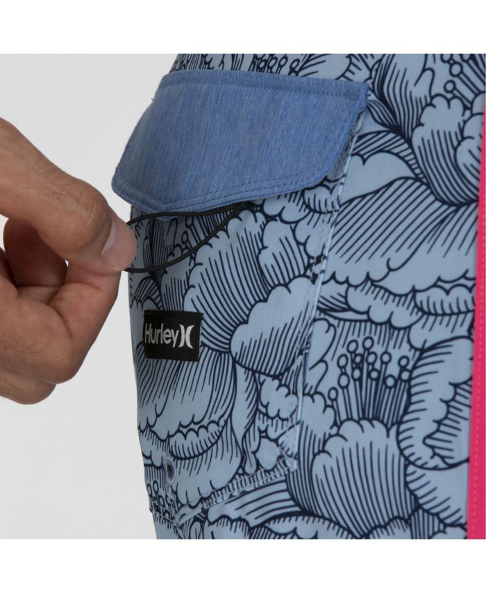 Hurley Men's Phantom Botan Board Shorts & Reviews - Swimwear - Men - Macy's