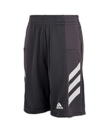 Big Boys Aeroready Pro Sport 3-Stripe Shorts