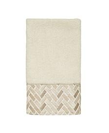 "Carrara 11"" x 18"" Fingertip Towel"
