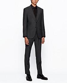 BOSS Men's Helward6/Genius5 Slim-Fit Vested Suit