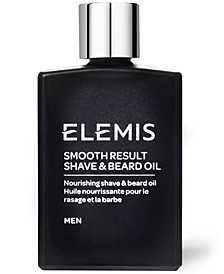 Smooth Result Shave & Beard Oil