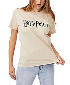 Women's Classic Harry Potter Logo T-shirt