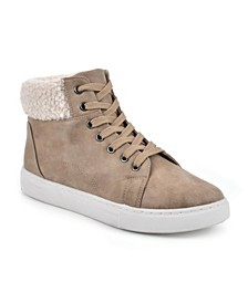 Women's Bronnie Lace-up Bootie