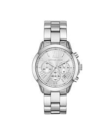 Women's Bradshaw Chronograph Stainless Steel Bracelet Watch 40mm