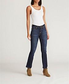 Women's Midrise Bootcut Jean