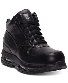 Nike Men's Air Max Goadome 2013 Boots from Finish Line