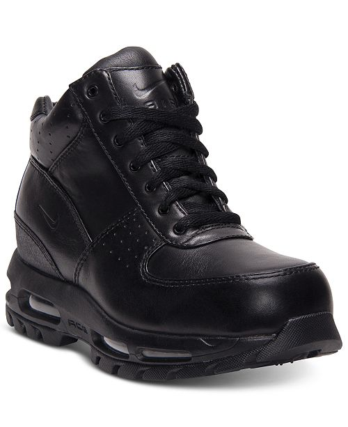 outlet store f2887 2185d ... Nike Men s Air Max Goadome 2013 Boots from Finish Line ...