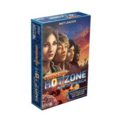 Pandemic: Hot Zone: North America Cooperative Board Game
