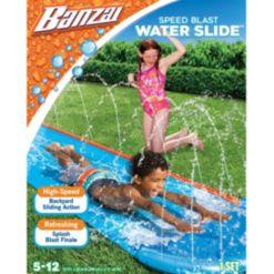 Banzai Speed Blast Water Slide