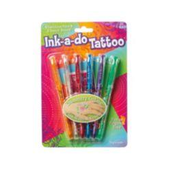 Toysmith Ink-a-Do Tattoo Pens Kit