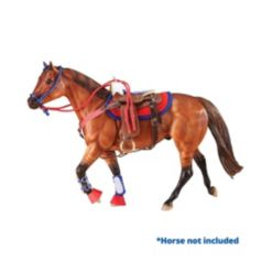 Breyer Traditional Western Riding Set Toy Horse Accessory