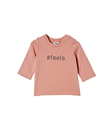 Baby Girls Jamie Long Sleeve T-shirt