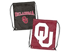 Oklahoma Sooners Doubleheader Backsack Bag