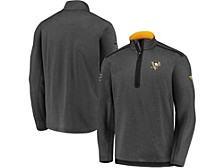 Men's Pittsburgh Penguins Travel & Training Quarter-Zip Pullover