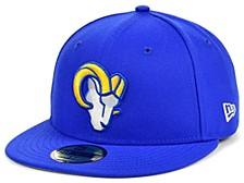 Los Angeles Rams Team Basic 59FIFTY Cap