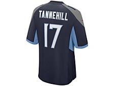 Tennessee Titans Men's Game Jersey - Ryan Tannehill