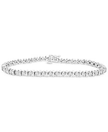 Diamond Tennis Bracelet (2 ct. t.w.) in Platinum, Created for Macy's