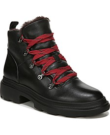 Julian Waterproof Lug Sole Booties