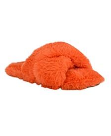 Women's Cozy Faux Fur Slippers