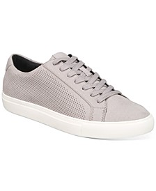 Men's Micah Perforated Sneakers, Created for Macy's