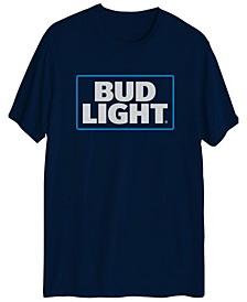 Bud Light Men's Short Sleeve Graphic T-shirt