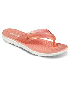 Women's On The Go Nextwave Ultra - Aruba Flip-Flop Sandals from Finish Line