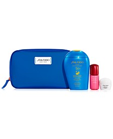 4-Pc. Active Sunscreen Protection Set