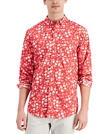 Men's Floral Shirt, Created for Macy's