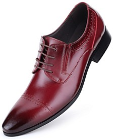 Men's Polish Oxford Shoes